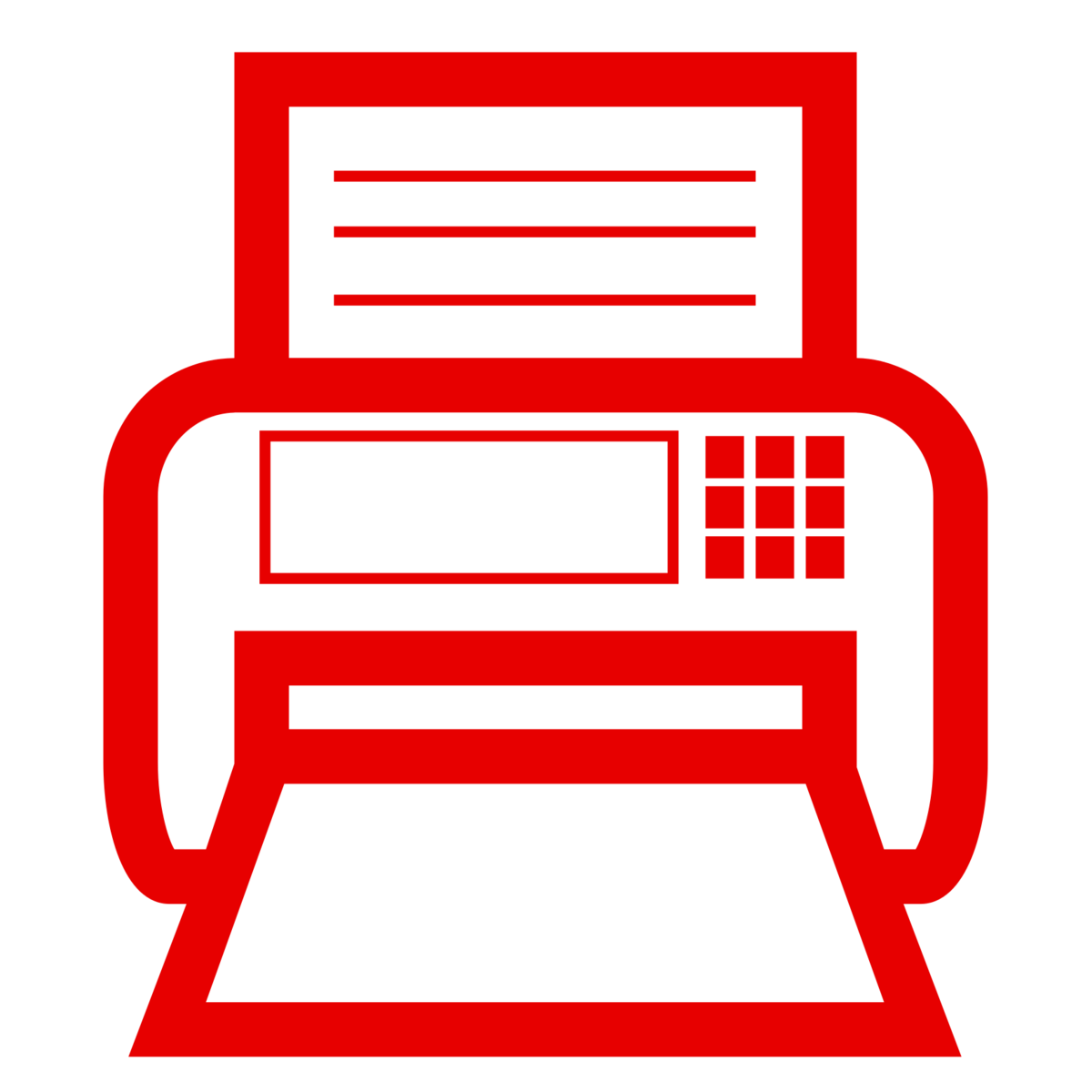 Fax Png Icon 5